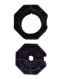 Adaptador de 45mm a 70mm octagonal