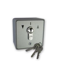Interruptor de llave de superficie Geba arriba/abajo