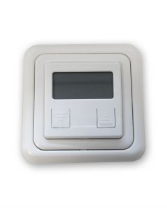 Interruptor con temporizador empotrado estándar Geba