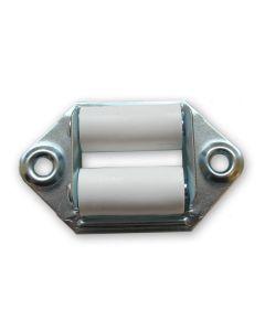 Guía para cinta de 18-22 mm de montaje horizontal
